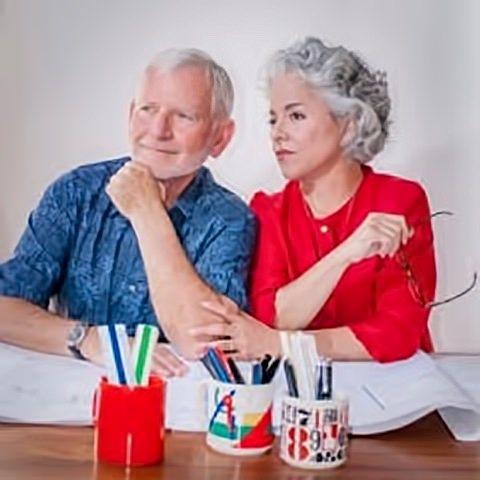 photo of Gary Marshall and Jane Marshall, Marshall Design Studios LLC